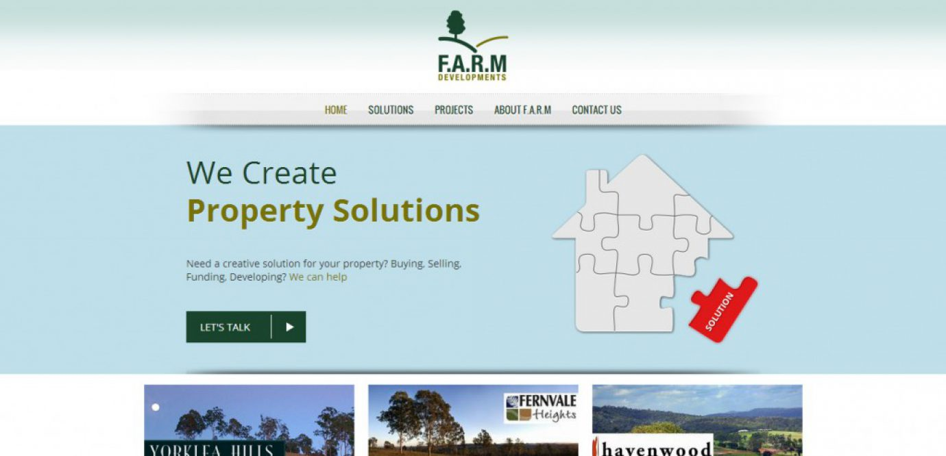FARM Developments