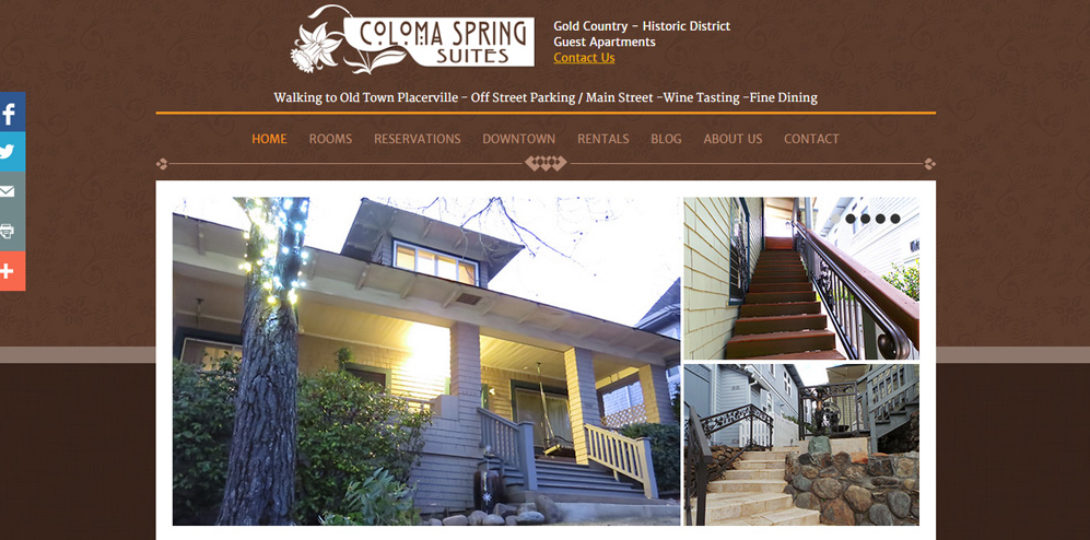 Coloma Spring Suites