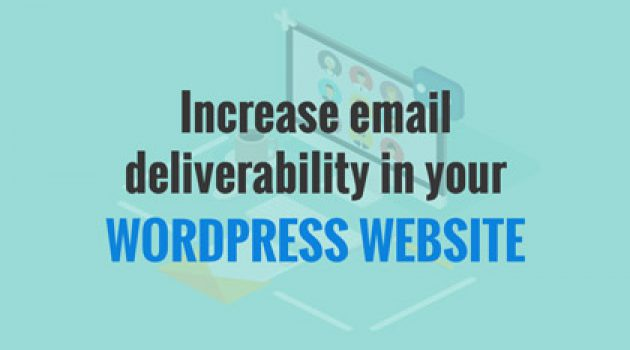 Increase email deliverability in your wordpress website (WP SMTP plugin setup)